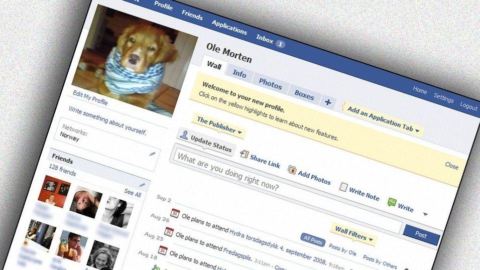 Facebook gjør deg produktiv