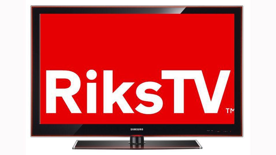 Dropp RiksTV-dekoder med Samsung