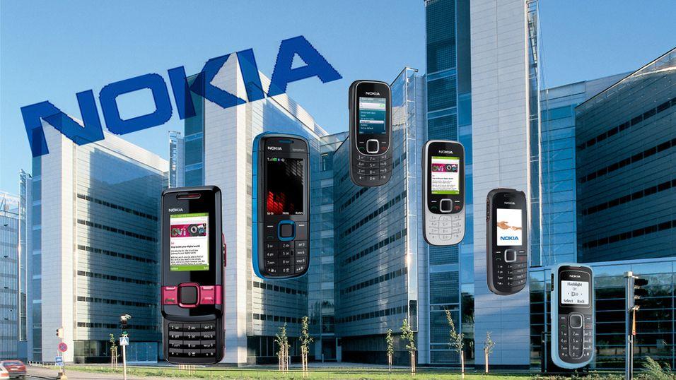 Nye billigmobiler fra Nokia