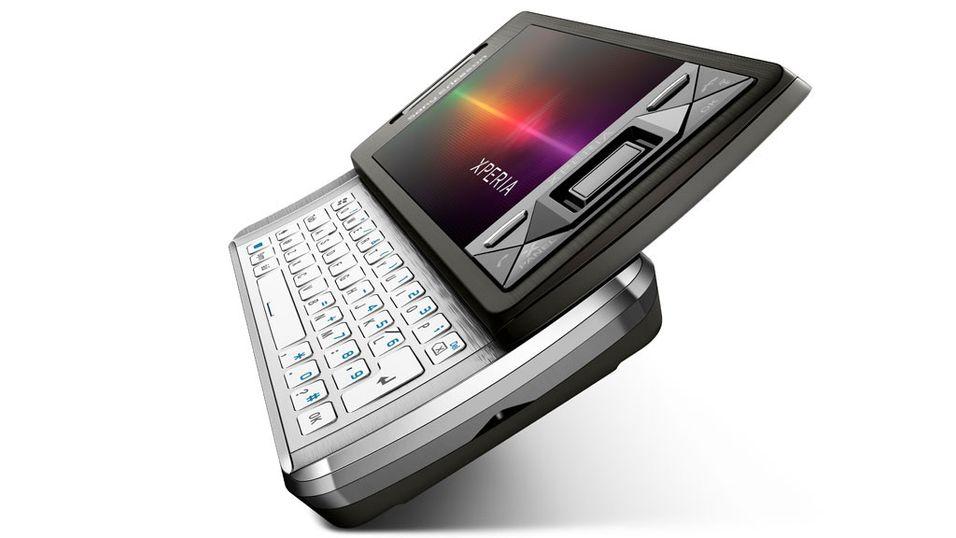 TEST: Test: Sony Ericsson Xperia X1