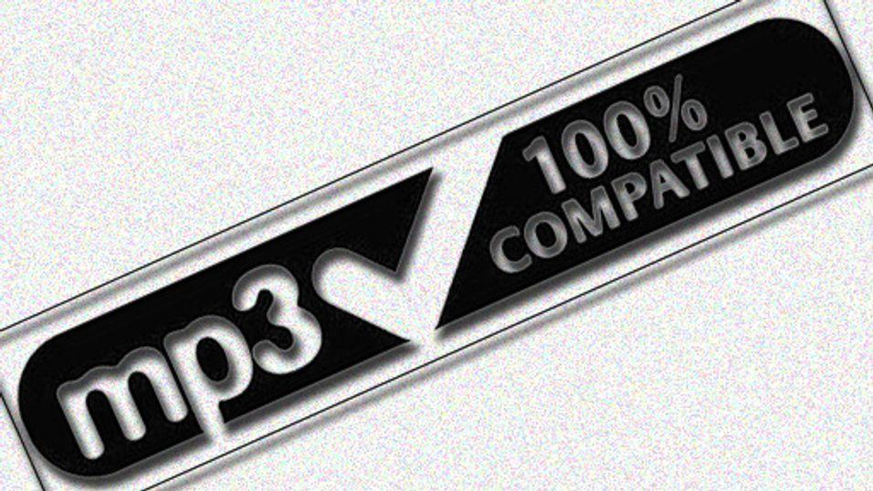 Logo som garanti for DRM-fri musikk
