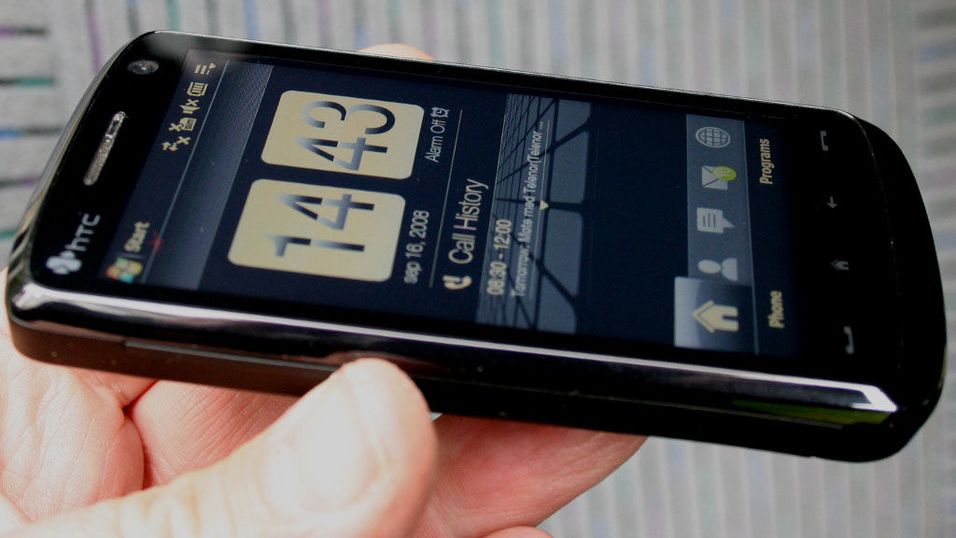 O2 lanserer Touch HD i Tyskland