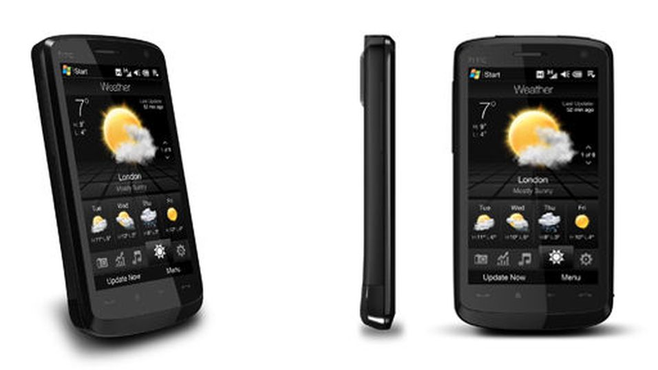 TEST: Test: HTC Touch HD