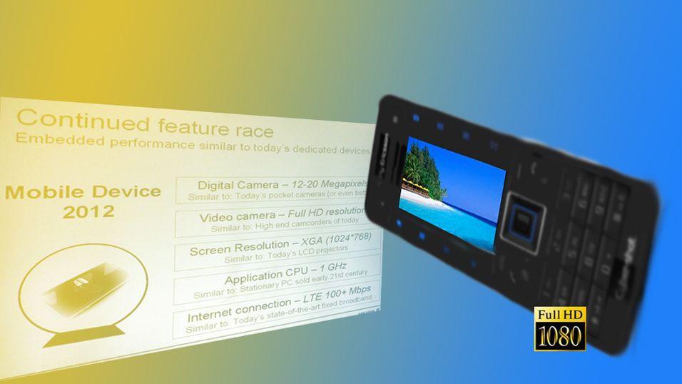 Ta full HD-video på mobilen