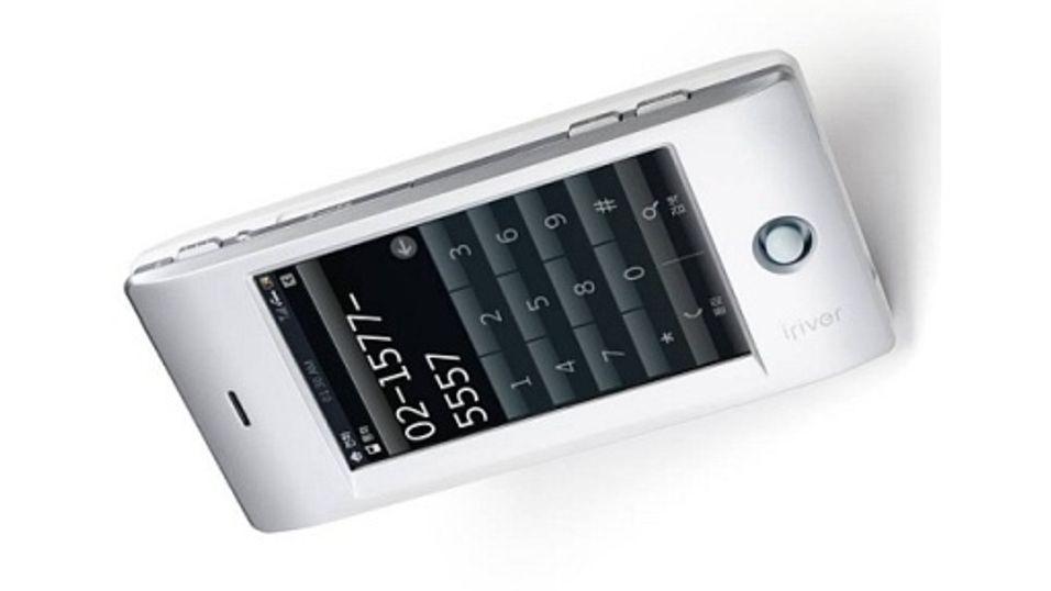 Iriver blir mobilprodusent