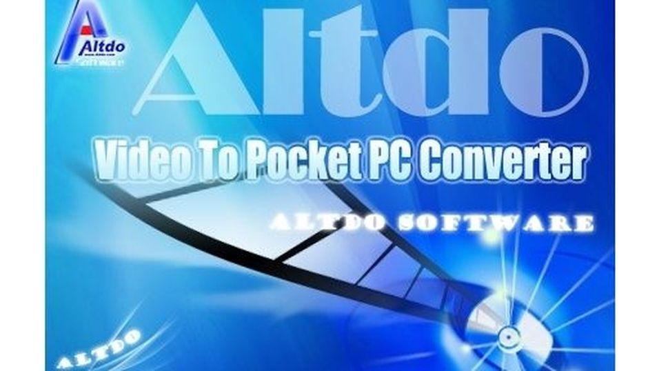 Altdo Video to Pocket PC Converter 3.9
