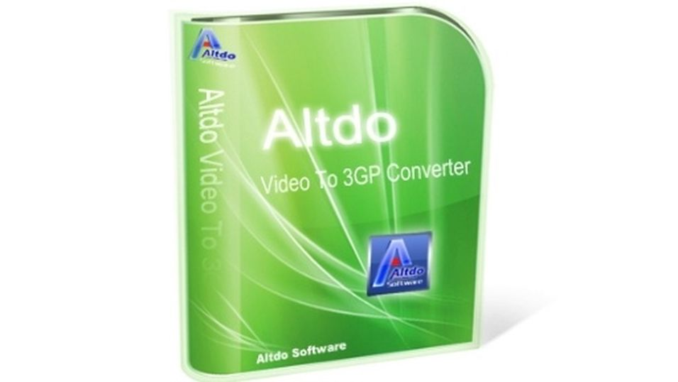 Altdo Video to 3GP Converter 6.1