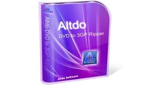 Altdo DVD to 3GP Ripper 3.9