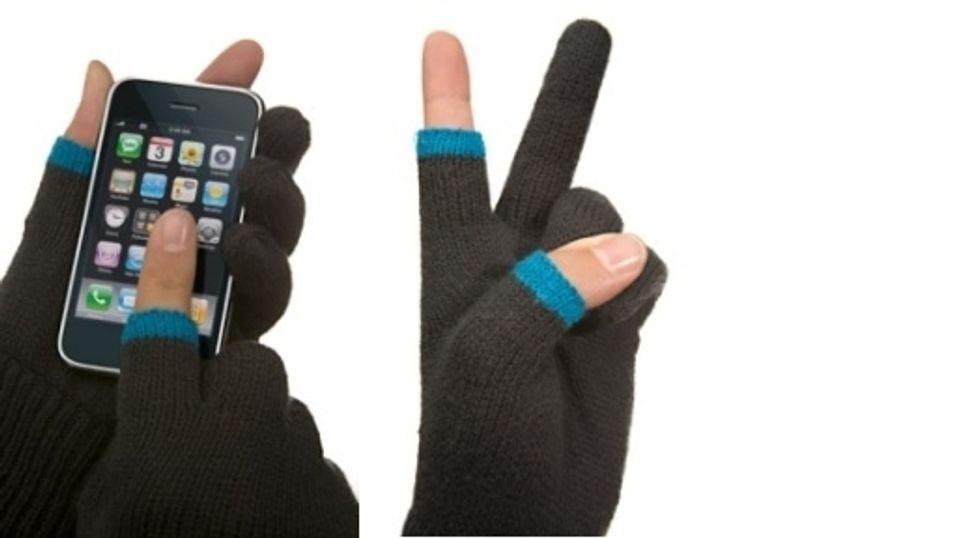 Iphone-hansker til frossenpinner