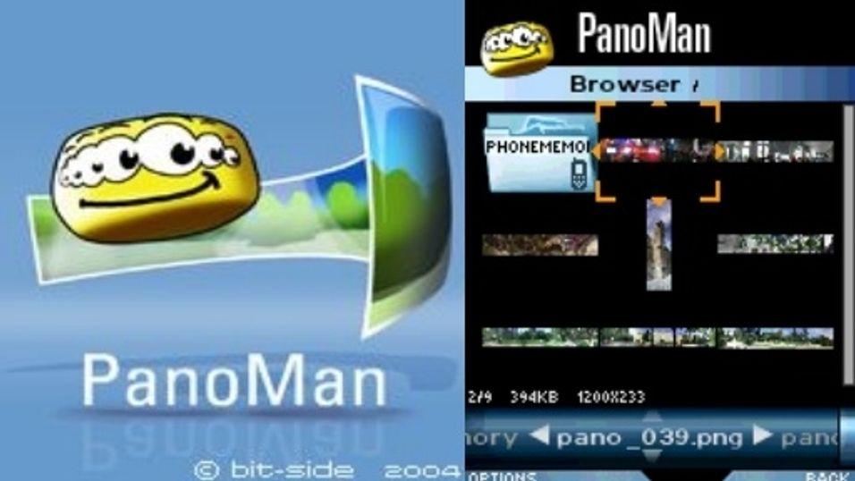 PanoMan 3.0 - Automatic Panorama Stitcher -