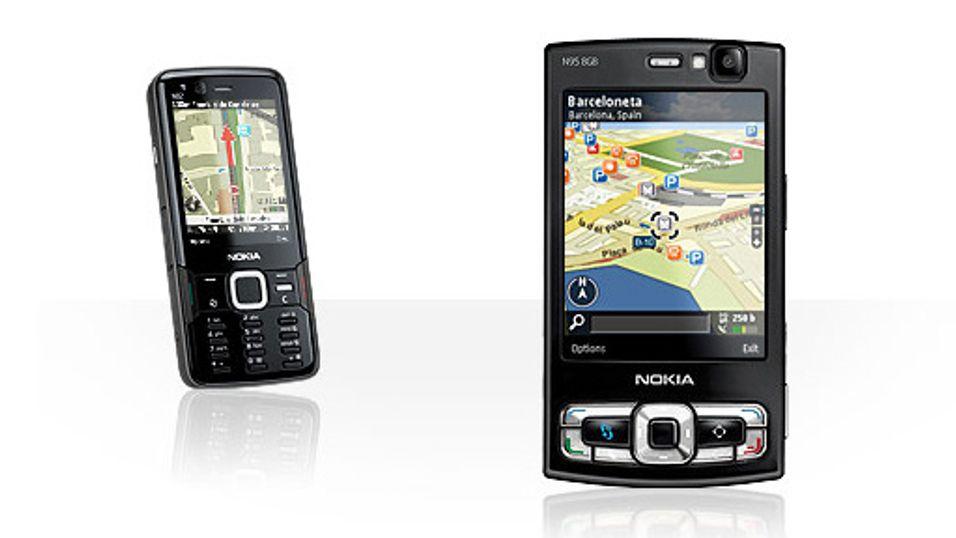 Nye muligheter med mobil-GPS