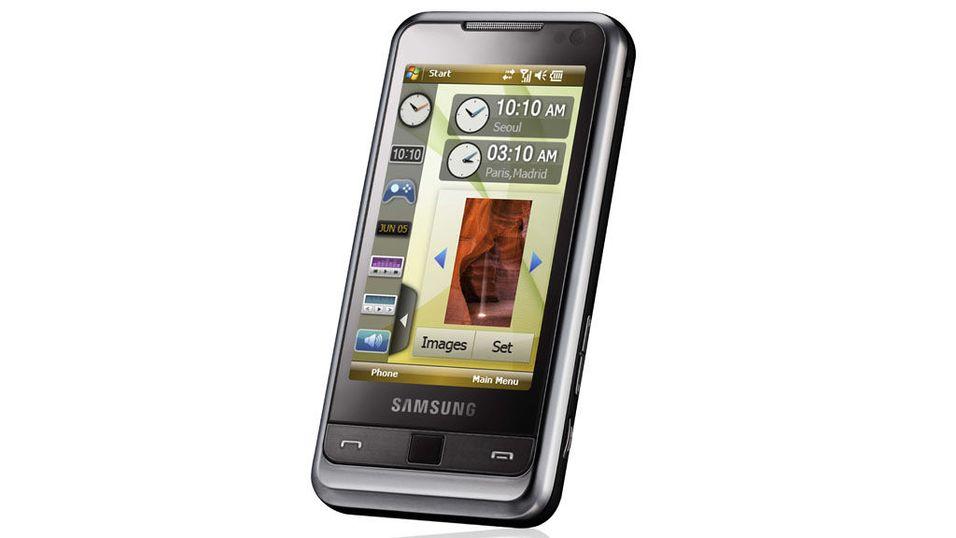 Samsung SGH-i900 Omnia - Brukerhåndbok