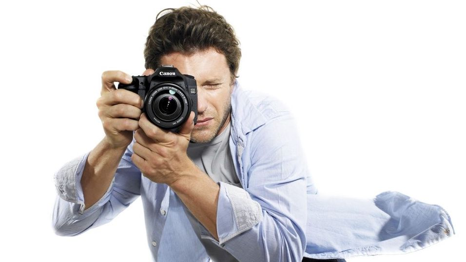 TEST: Test av Canon EOS 50D