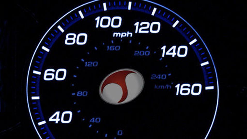 Mål din 3G-hastighet