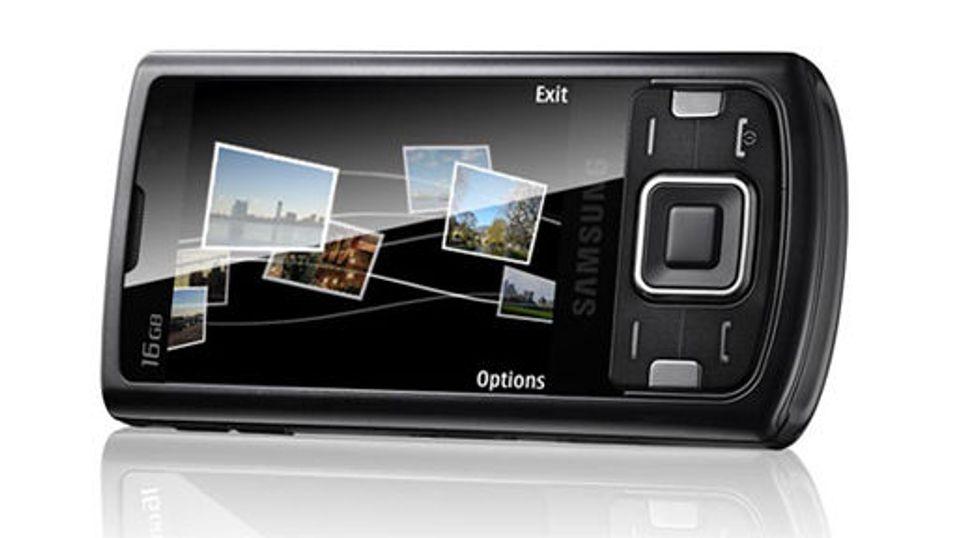 Samsung SGH-i8510 Innov8 - Brukerhåndbok