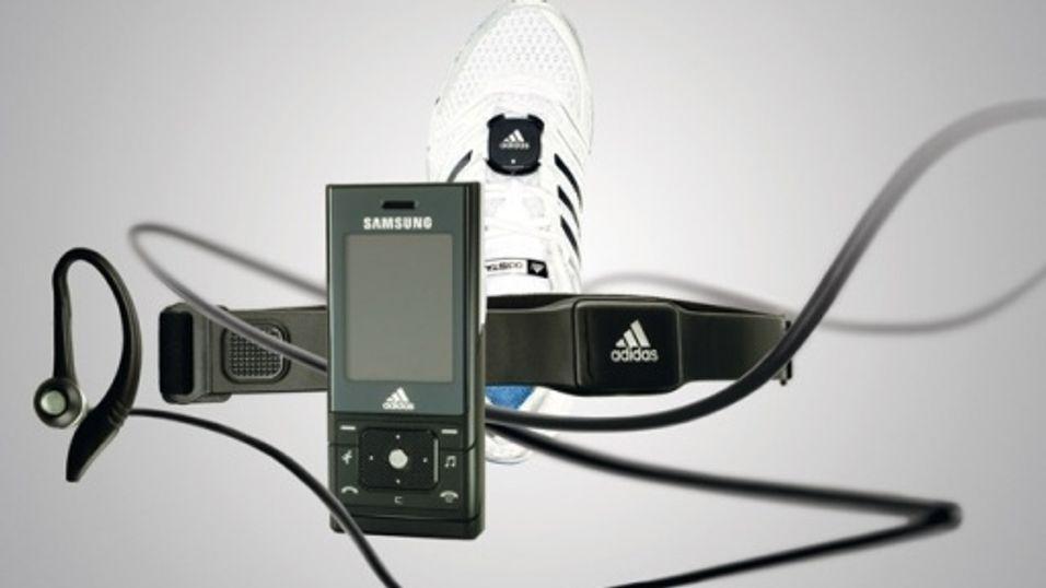 TEST: Test av Samsung Micoach