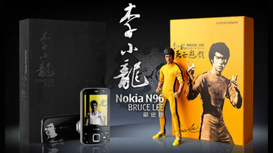Se Bruce Lees blodferske Nokia-video