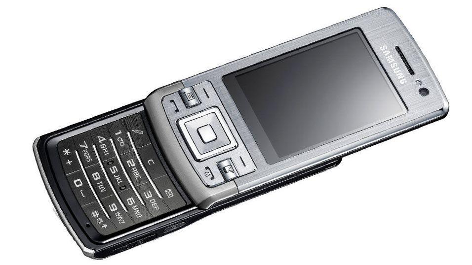 Samsung SGH-L870 - Brukerhåndbok
