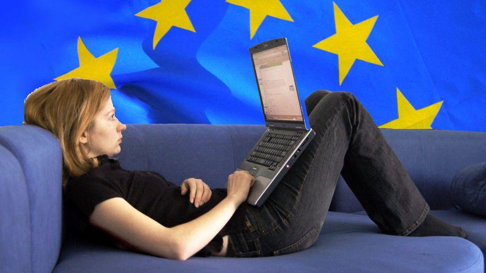 EU knuste fransk piratlov