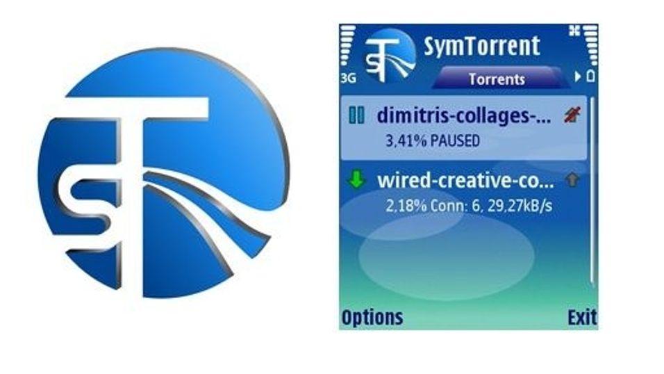 SymTorrent 1.40