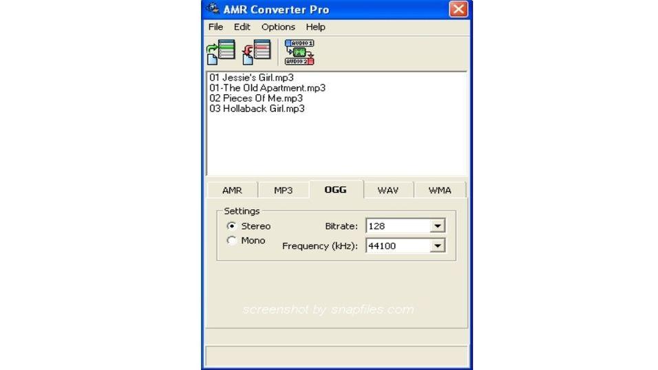 AMR Converter Pro 4.0