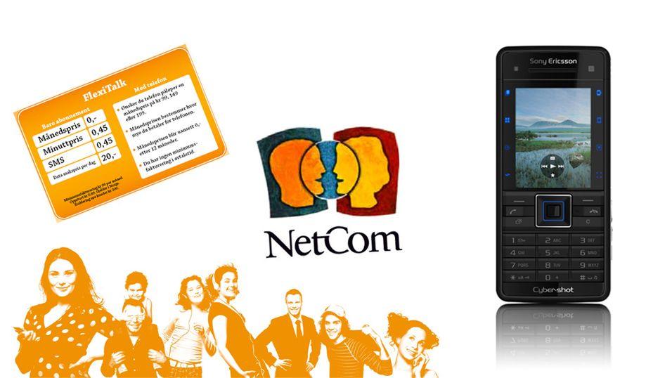 Netcom legger press på Telenor