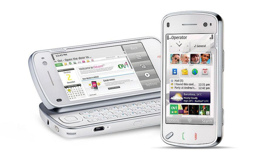 Se flere videoer av Nokia N97