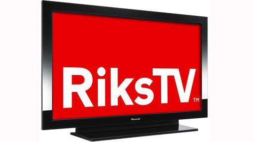 Tv med rikstv