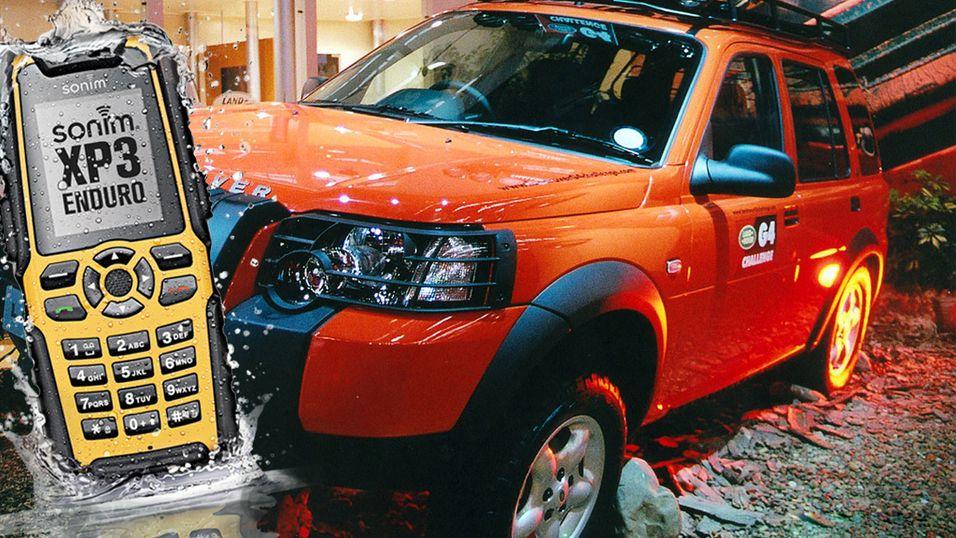 Nå kommer Land Rover-mobilene