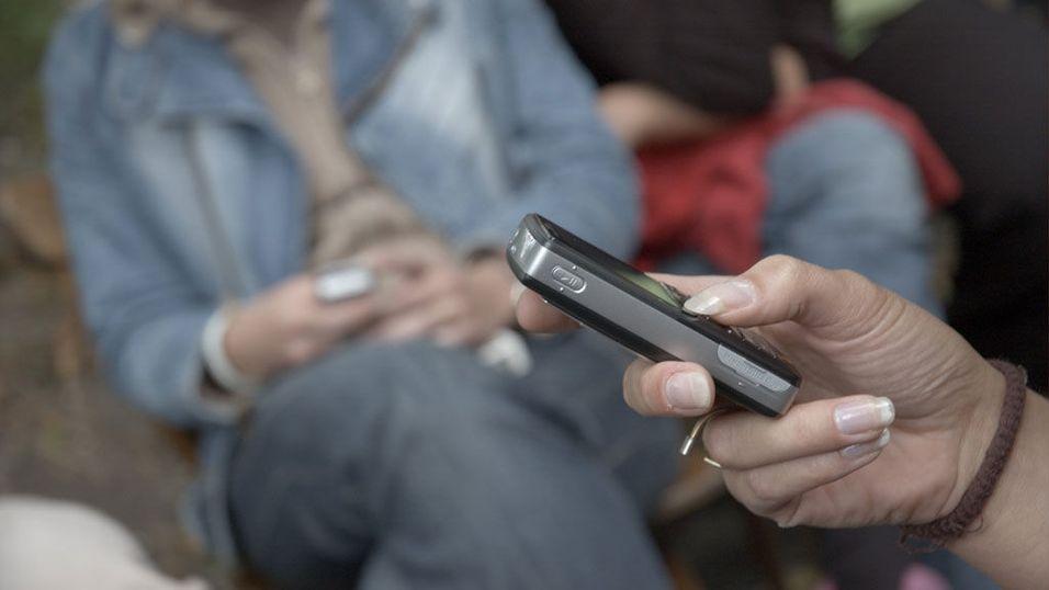 Amputerte etter SMS