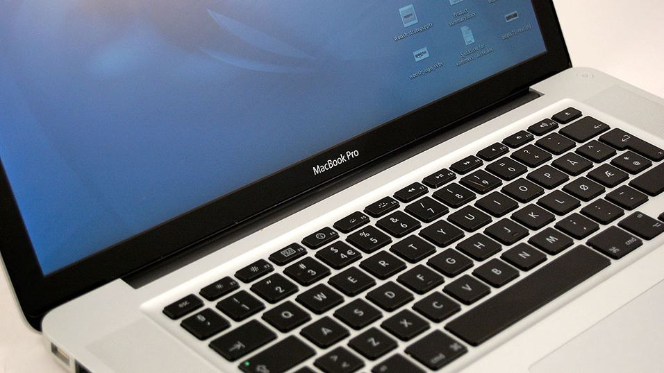 TEST: Test av Apple Macbook Pro