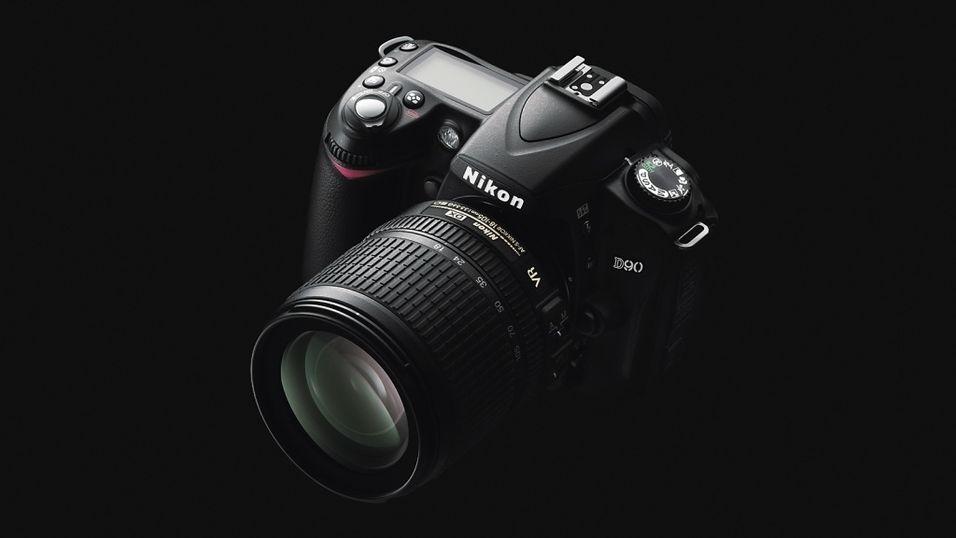 TEST: Test av Nikon D90