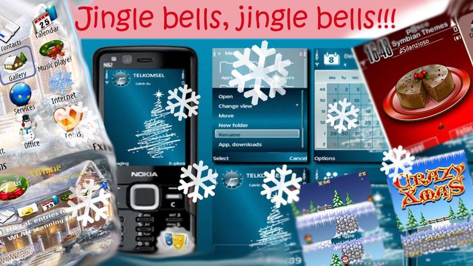 Jul opp mobilen din nå