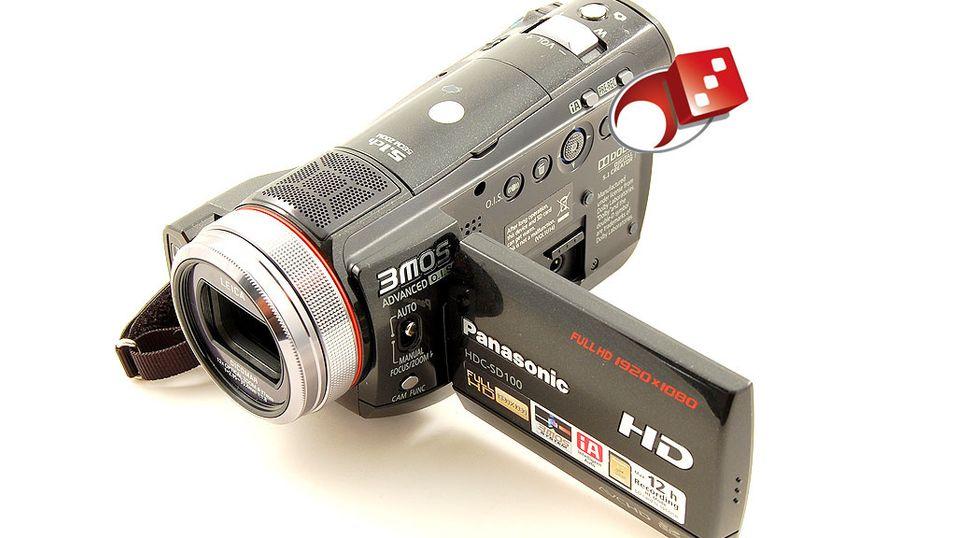 TEST: Test av videokamera: Panasonic HDC-SD100E