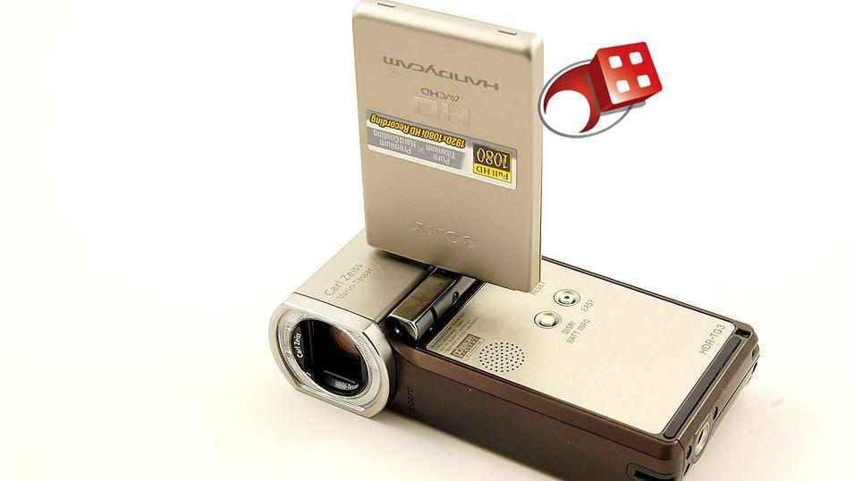 TEST: Test av videokamera: Sony HDR-TG3E
