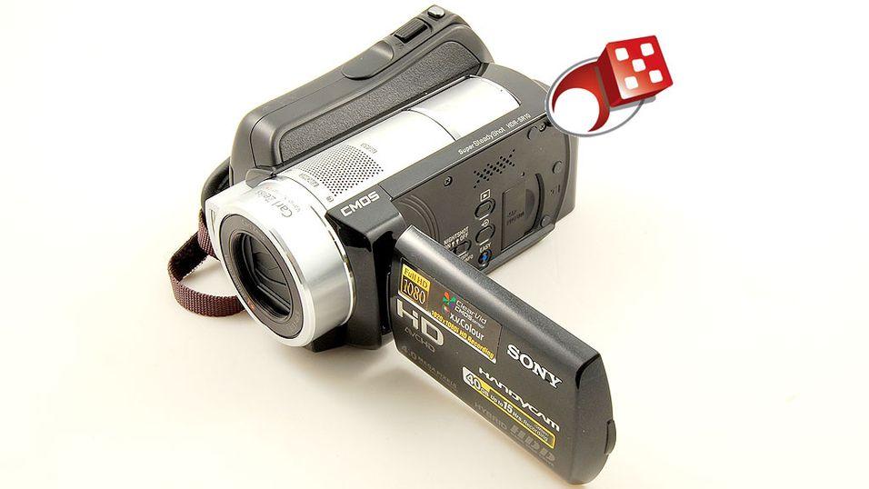 TEST: Test av videokamera: Sony HDR-SR10E
