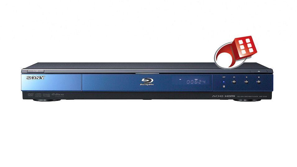 TEST: Test av Blu-ray: Sony BDP-S350