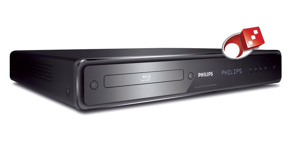 TEST: Test av Blu-ray: Philips BDP7200