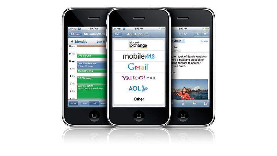 Iphone 3G åpnet for alle