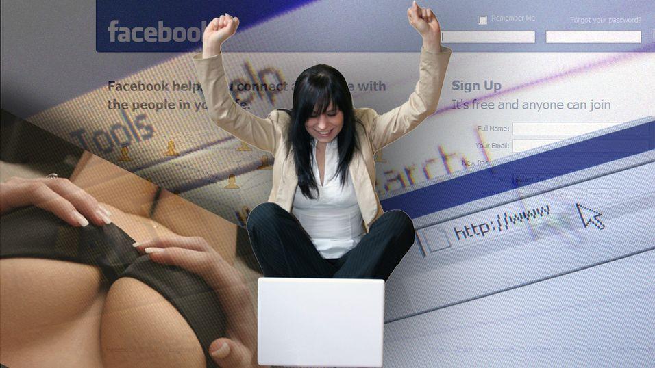 Norges mest populære nettsider