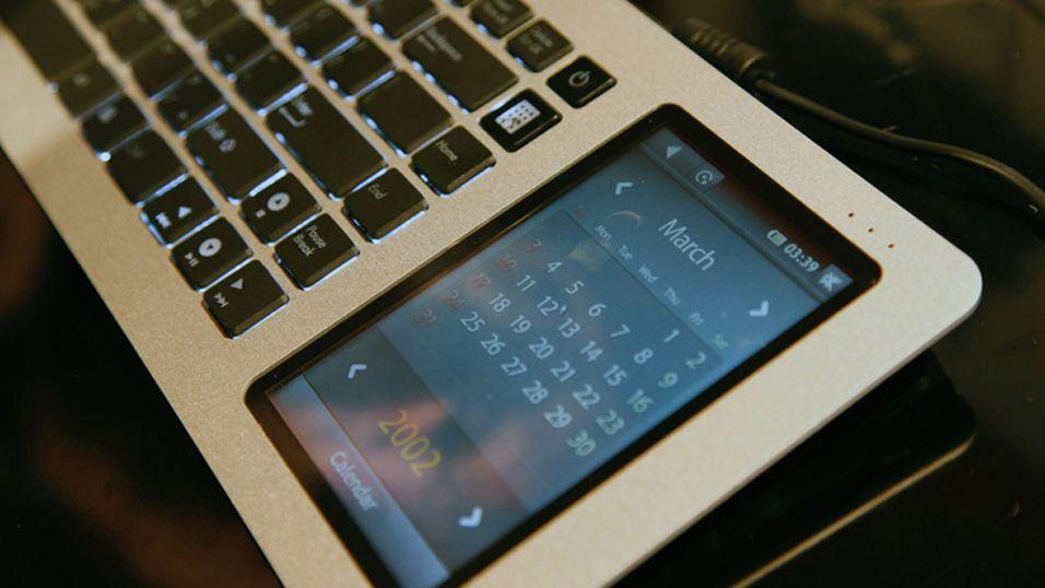 Asus satser på tastatur med PC