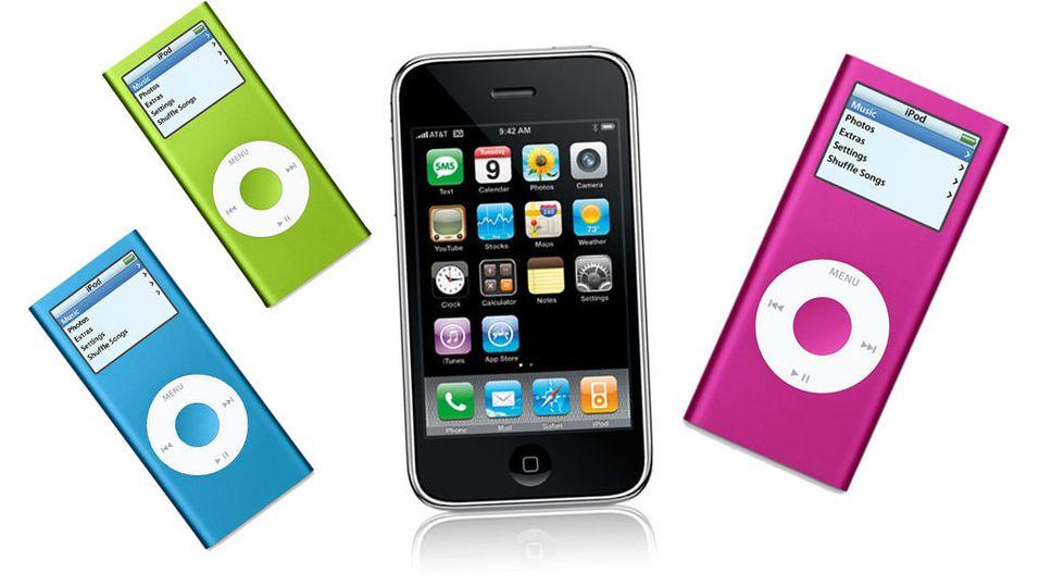 Iphone Nano til sommeren