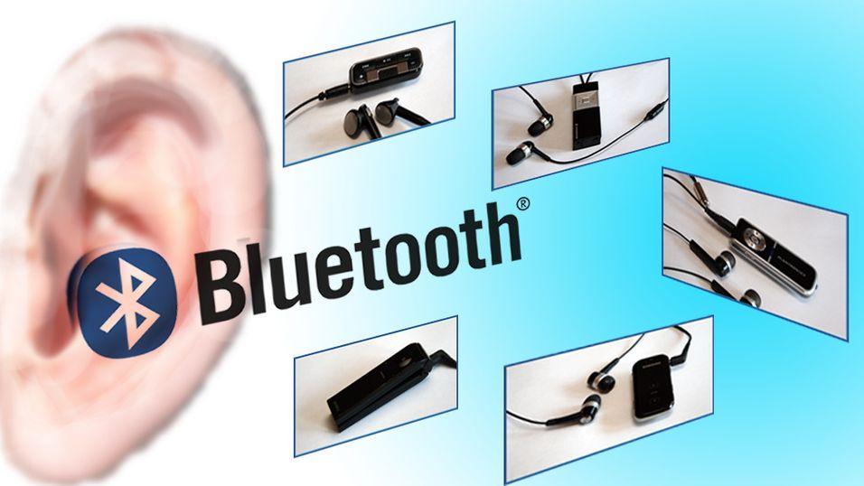 TEST: Test av stereo Bluetooth håndfri