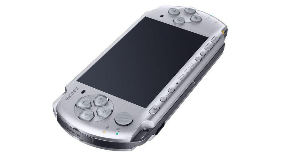 Sony stanser PSP-mobilen