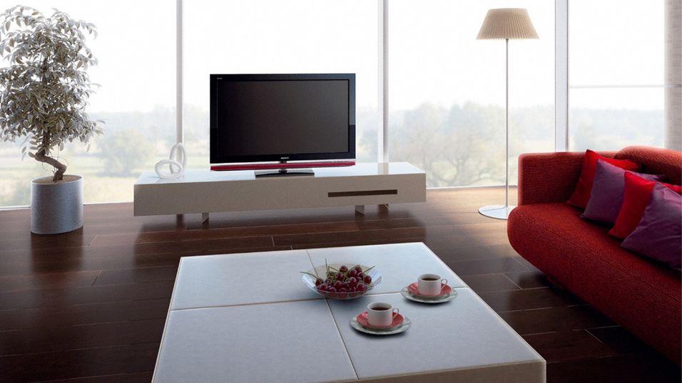 Trådløs HDTV fra Sony