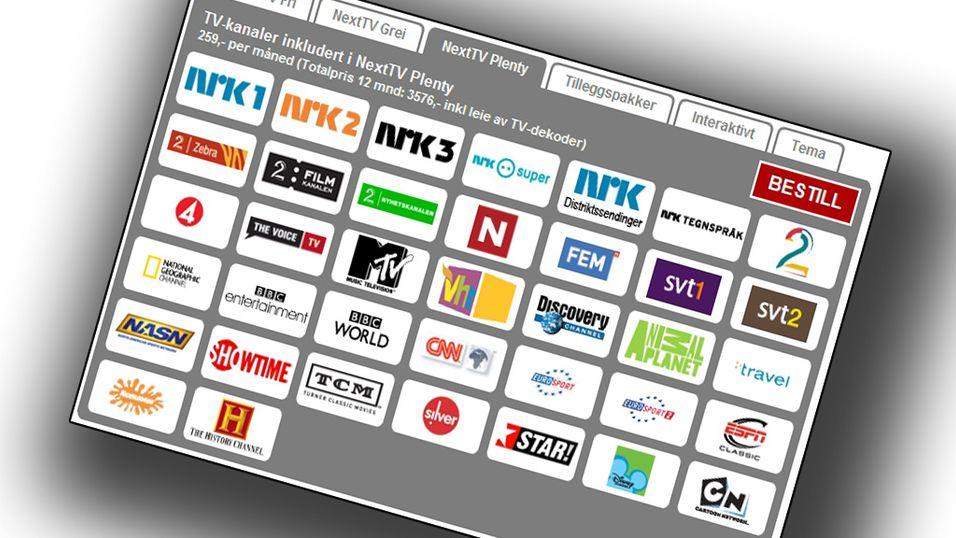 Vil bli best på nett-TV