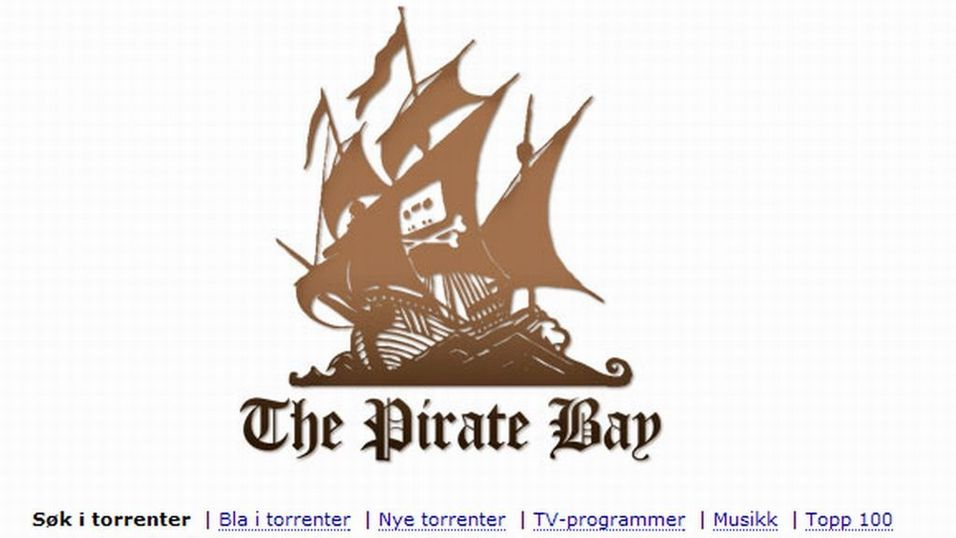 Dansk blokade av Pirate Bay