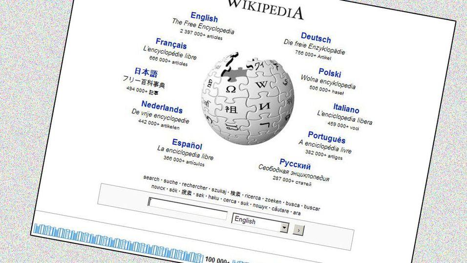 Nå kan Wikipedia bli lukket