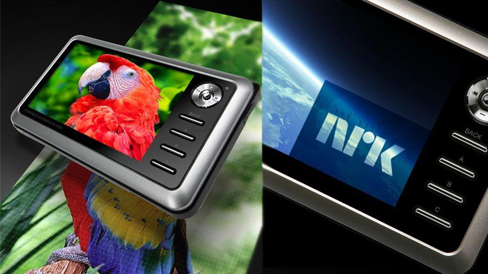 Norges Mobil-TV får konsesjon
