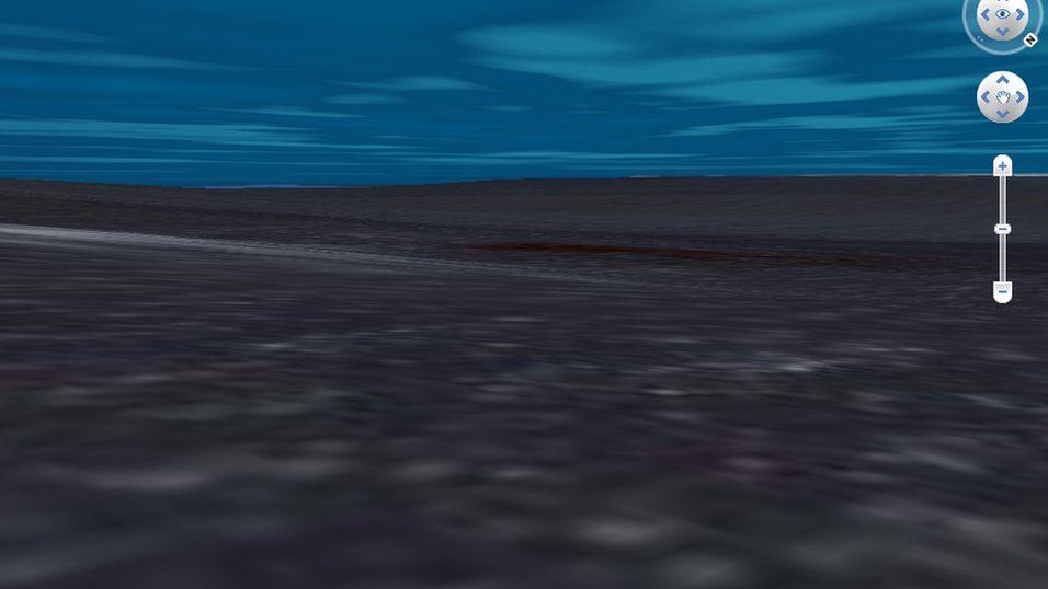 Utforsk havet med Google Earth